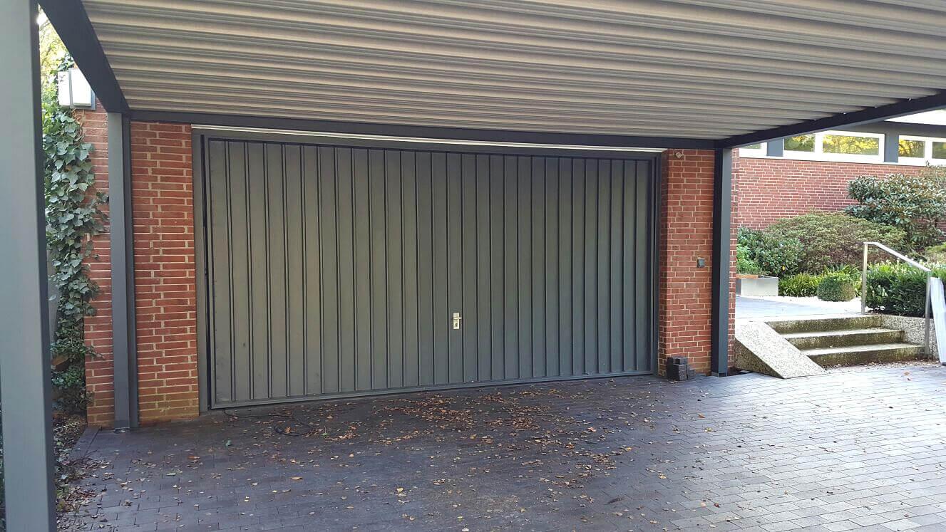 Carport front links carport schmiede gmbh co kg for Carport hannover